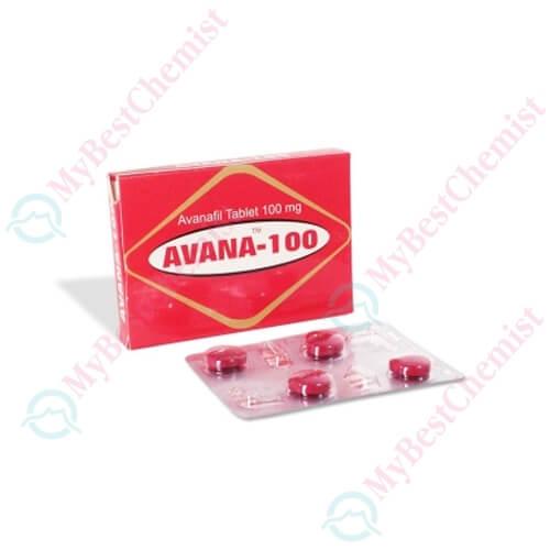 Avana 100 Mg