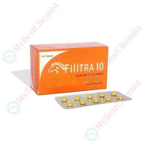 Filitra 10 Mg