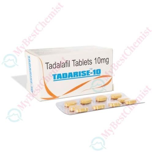 Tadarise 10 Mg